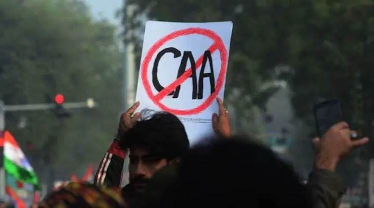 626 EU Lawmakers Move Resolution On CAA And J&K Cl