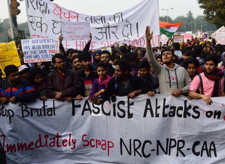 Truth of NPR and NRC, official website was spoken