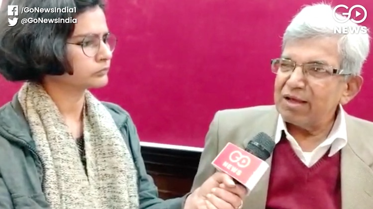UP police is playing the role of RSS: social worke