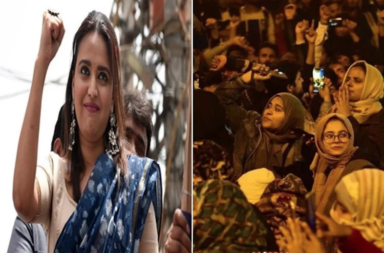 Bollywood celebrities in support of Jamia students