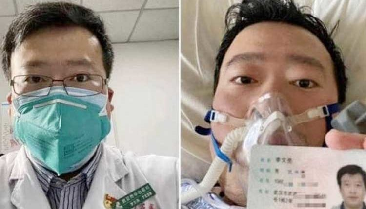 Death of Chinese doctor who warns the world of the
