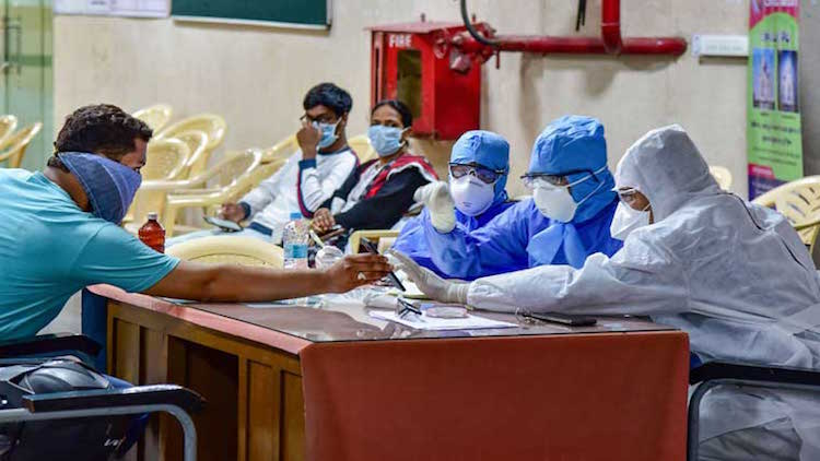 India Records 6,977 COVID-19 Cases In 24 Hours, Bi