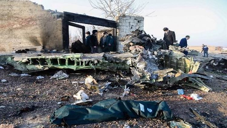 Questions Remain Over The Cause Of Ukrainian Plane