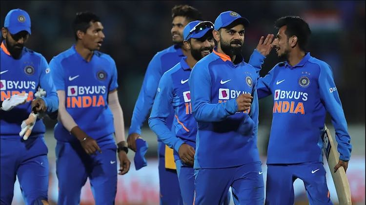Second ODI - India beat Australia by 36 runs