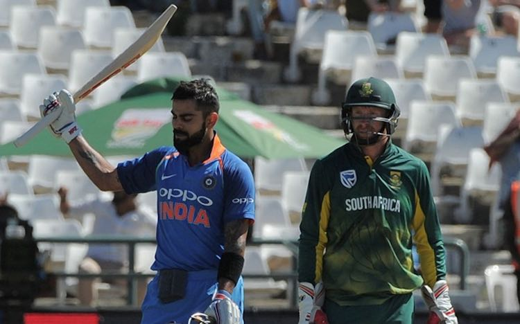 India vs South Africa: Second ODI (Preview)