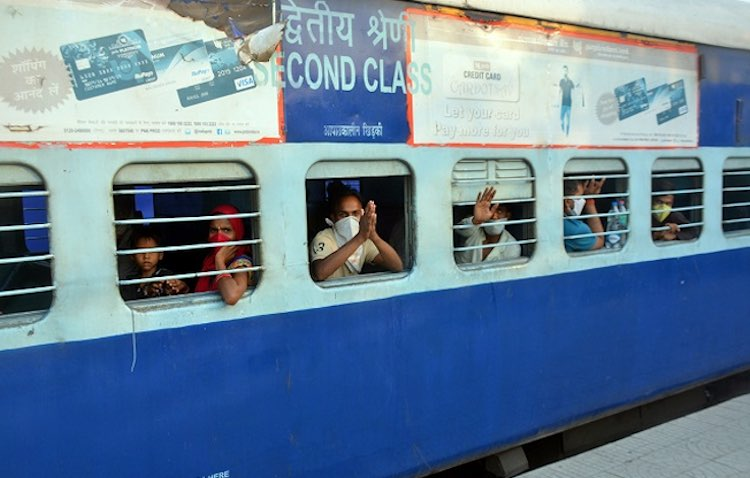 Railway claims - So far 52 lakh people have been s