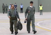 IAF chief visits Leh to oversee operations along C
