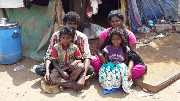 No work left in cities, no land in villages, where
