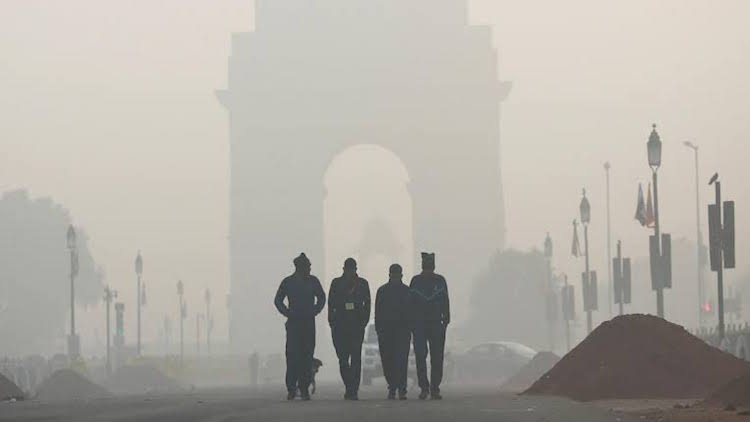 North India Reels Under Severe Cold Wave