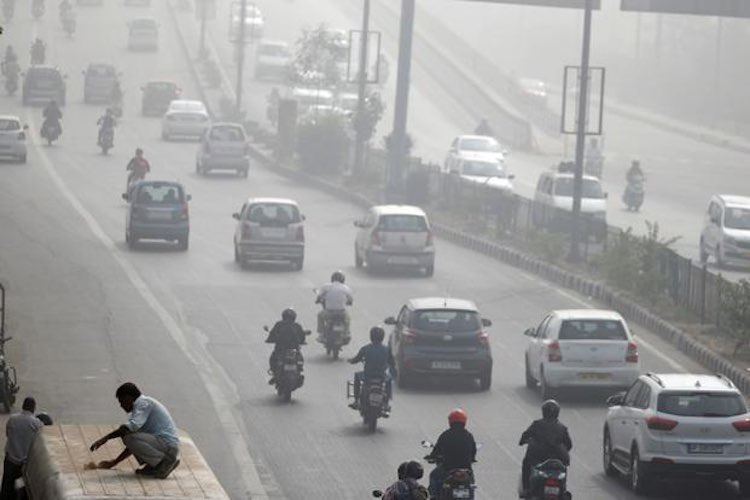 Odd-Even in Delhi re-enacted between 4 to 15 Novem