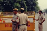 36 policemen suspended in Delhi for not coming on