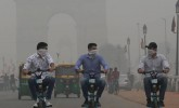 Pollution dominates with coronavirus in Delhi, win