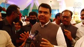 BJP's game over in Maharashtra, CM Devendra Phanav
