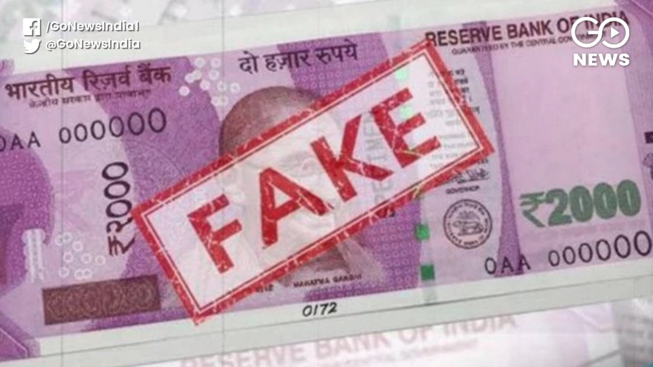 Surat Crime Branch Busts Fake Currency Racket