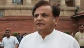 ED team at Ahmed Patel's house in connection with