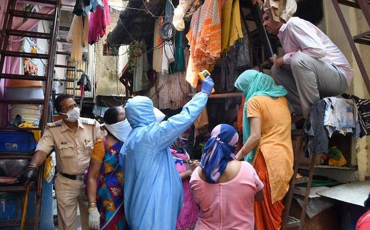 No COVID-19 Death In Mumbai's Dharavi In A Week