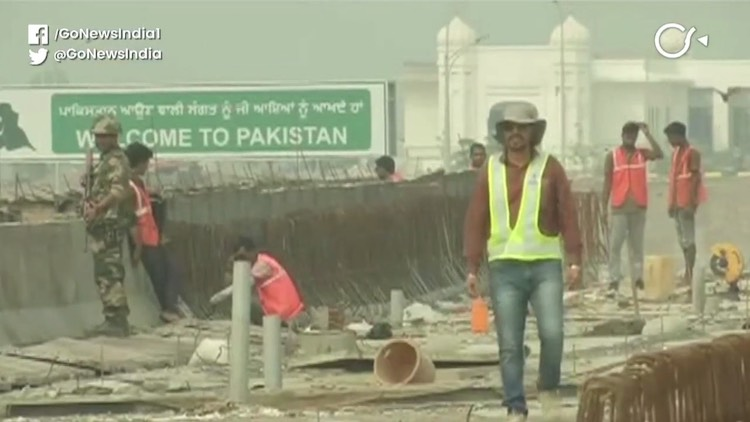 Pakistan Issues Kartarpur Planner, First Group On
