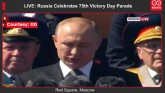 Russia: Victory Day organized in Moscow
