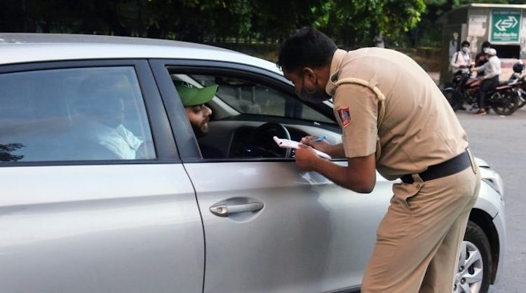 Government earned more than 29 crores from challan