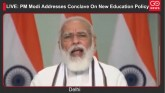 New education policy, Prime Minister Modi, live