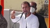 Bihar elections: what did Rahul say in his first r