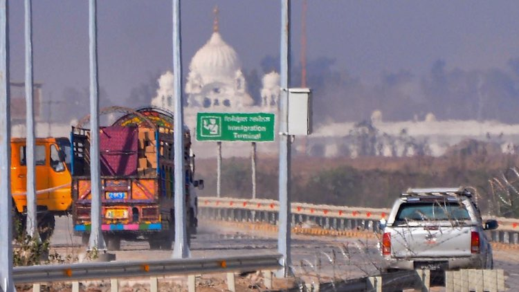 Kartarpur corridor closed until further orders, ot