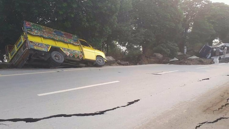 Earthquake tremors in Delhi-NCR