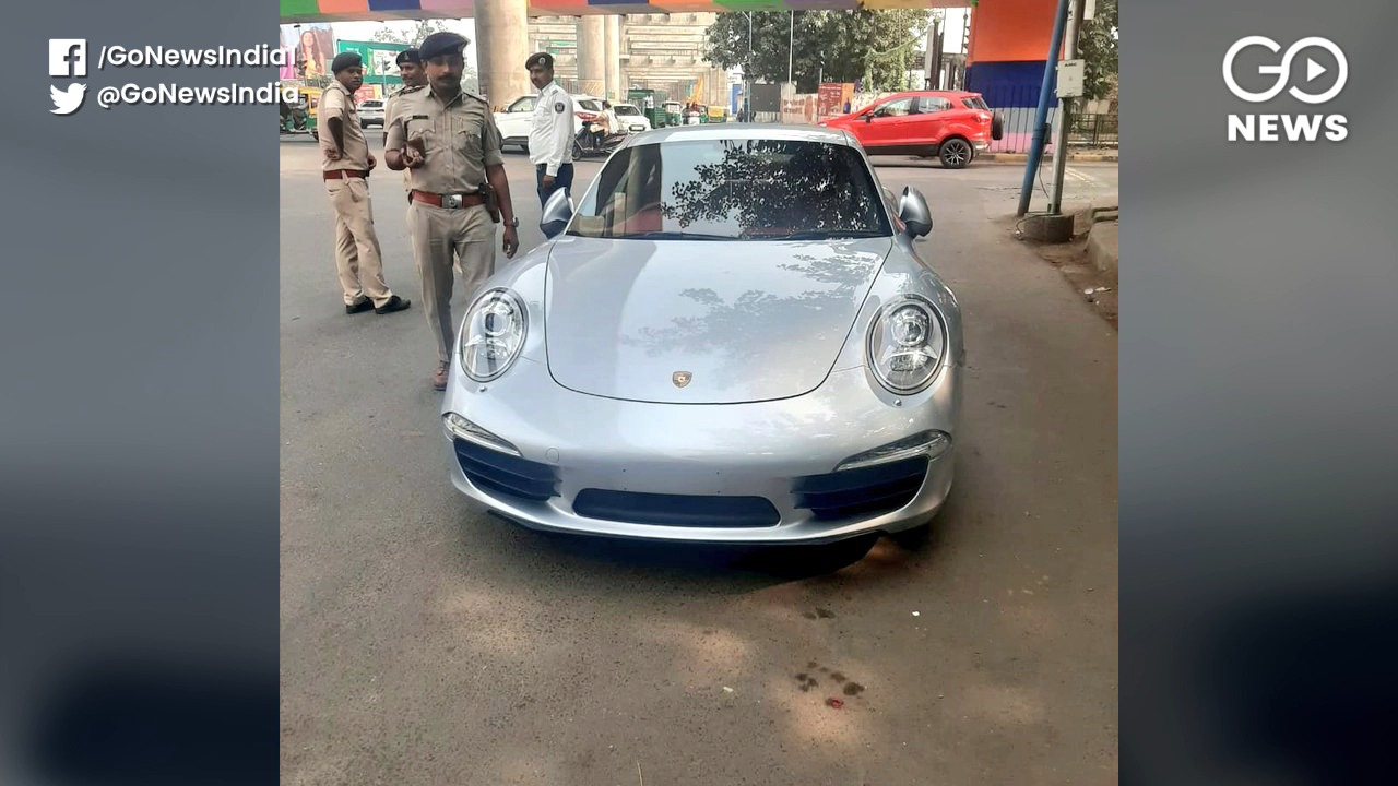 Porsche 911 Owner Fined Whopping Rs 9.8 Lakh