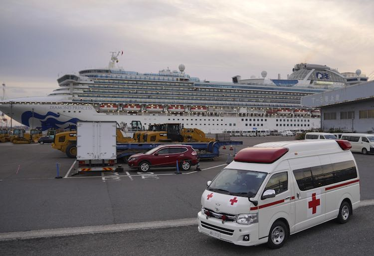 coronavirus: Two Indian riders on British cruise d