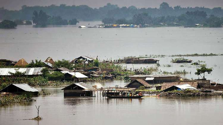 2019 monsoon: 1900 killed and 25 lakh displaced, 1