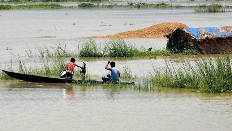 Assam Floods: 1 Dead, Nearly 3 Lakh Affected As Br