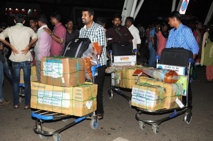 Millions of Indians stranded in Gulf countries dur