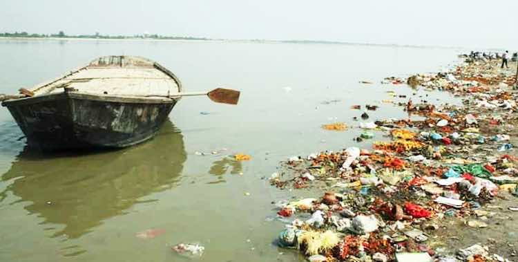 The River Ganga Is Now Dirtier Than Ever