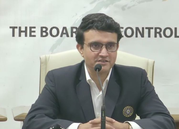 After taking command of BCCI, Ganguly said- No com