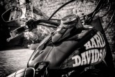 Harley Davidson, which hit the indian road 10 year