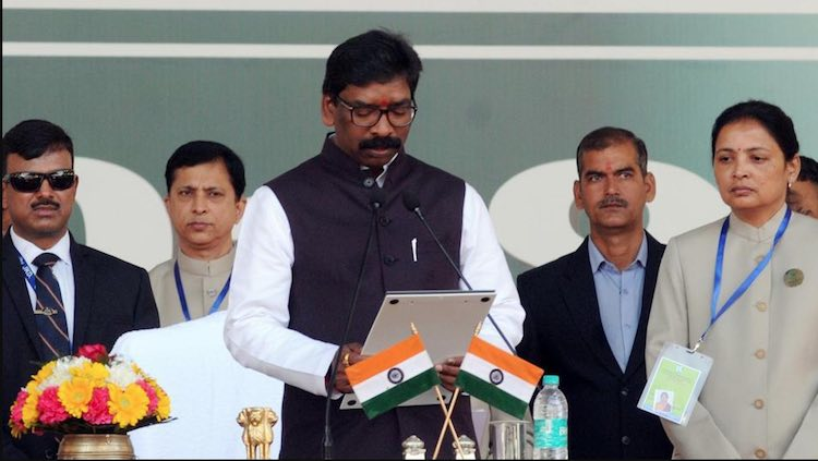 Second time CM Hemant Soren took several important