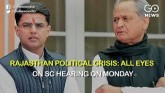 Political struggle in Rajasthan continues, eyeing