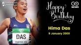 Birthday Special: 'Hima Das' India's Golden Girl