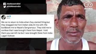 'They Dragged Me From India Side': Man After Being
