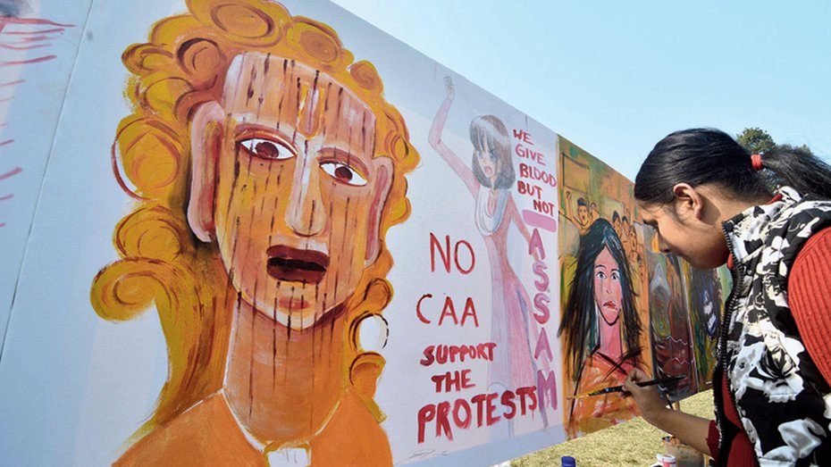 Nationwide Protests Underway Against CAA, NRC And