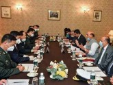 After meeting Rajnath Singh, China said, 'We will