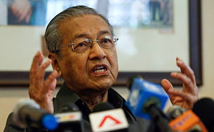 Malaysian PM rages again on citizenship law, said-