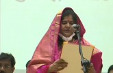 Imarti Devi again became a minister in Madhya Prad