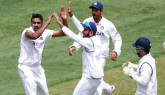 India beat Australia by eight wickets in second te