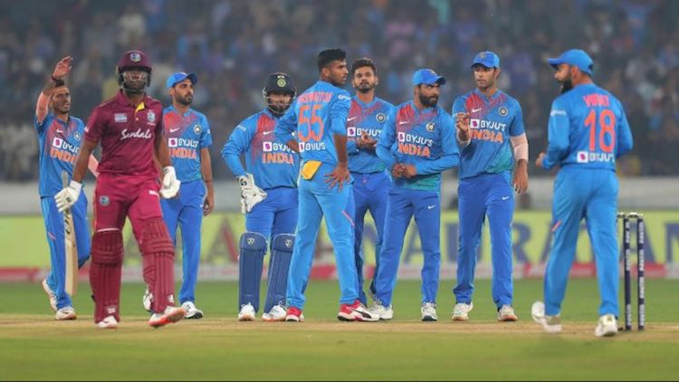 WANKHEDE WAITS FOR IND VS WINDIES T20 DECIDER