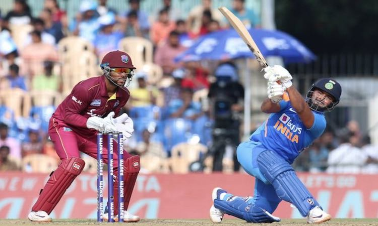 West Indies beat India by 8 wickets in first ODI i