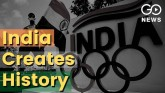 India see its largest Olympic medal haul ever with