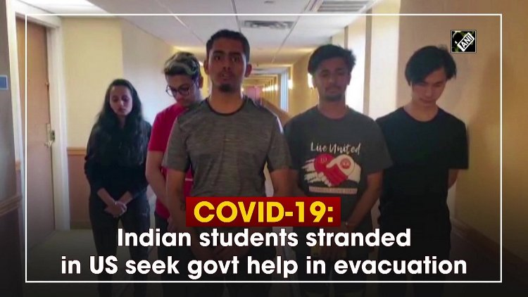Indian students stranded in US seek govt help in e