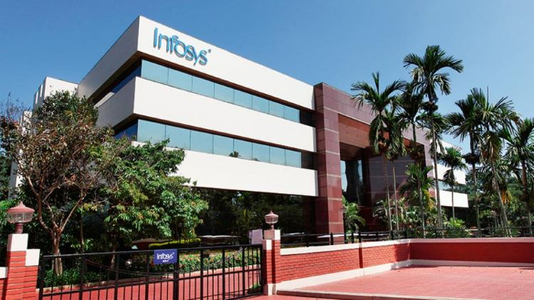 Infosys Sacks Employee Detained Over 'Spread-The-V