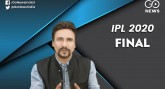LIVE: IPL 2020 Final - Delhi Capitals vs Mumbai In